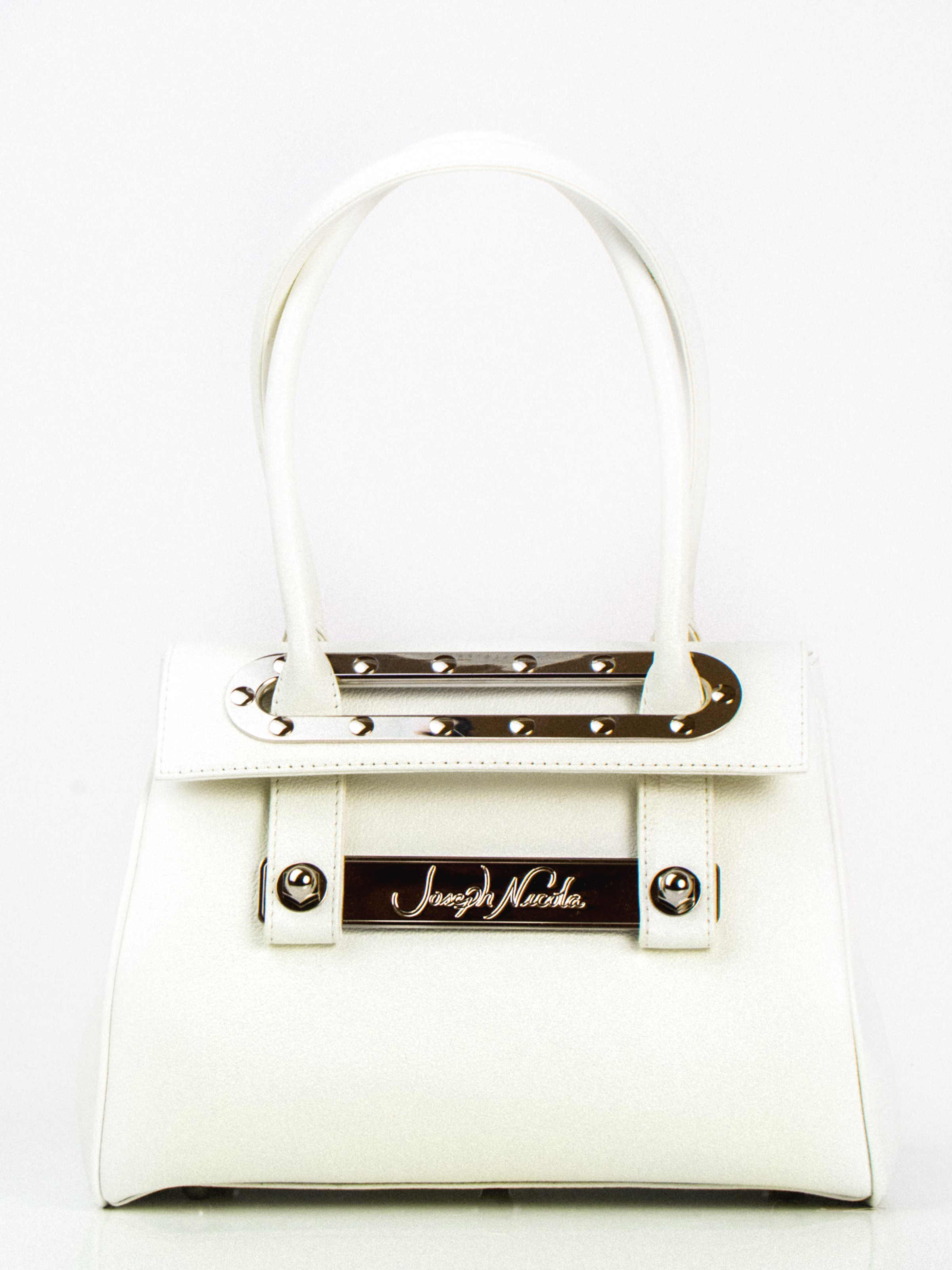 Lola Cotton Medium W/ Polished Nickel Hardware