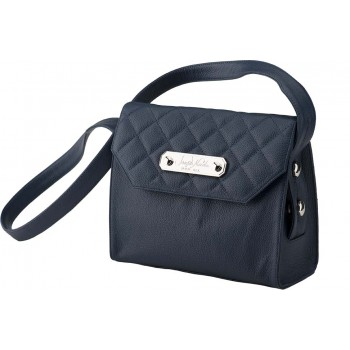 California Crossbody Quilted Navy