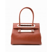 Lola Large Mars Tote w/ Polished Nickel Hardware